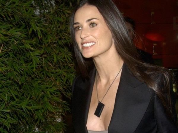 How Does Demi Moore Stay Looking So Good at Age 48?