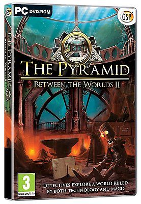 New Release: Between The Worlds II: The Pyramid – Terrible Game? A Good Adventure?