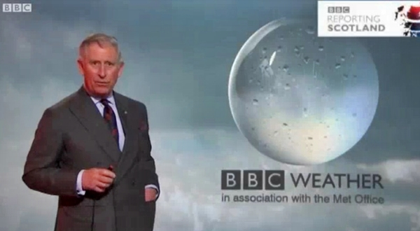 Best Viral Videos of 2012: Prince Charles Does the Weather and More (Video)
