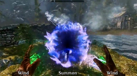 Phenderix Ultimate Magic System Skyrim Mod is Awesome (Video)