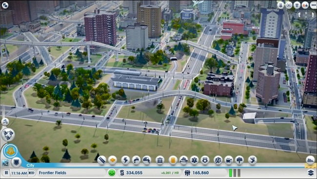 SimCity Bridges and Tunnels: Will Update 7 Fix Traffic Problems?