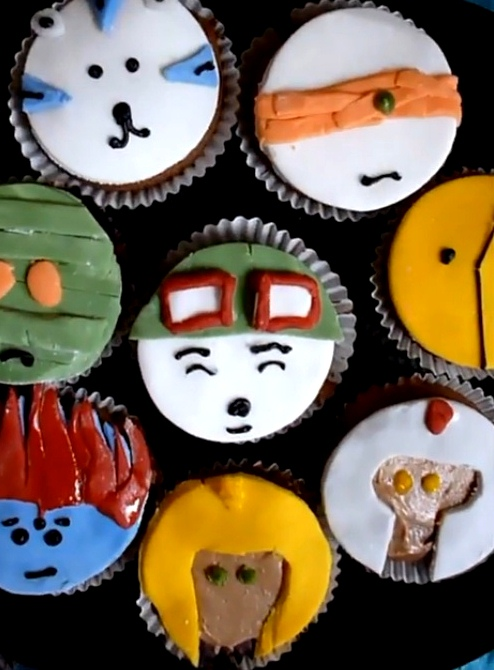 How to Make League of Legends Cupcakes Easily and Quickly (Video)