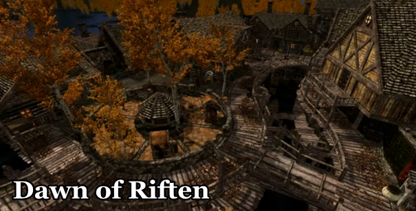 Dawn of Riften Skyrim Mod: A Prettier City and Stronger Thieves Guild (Video)