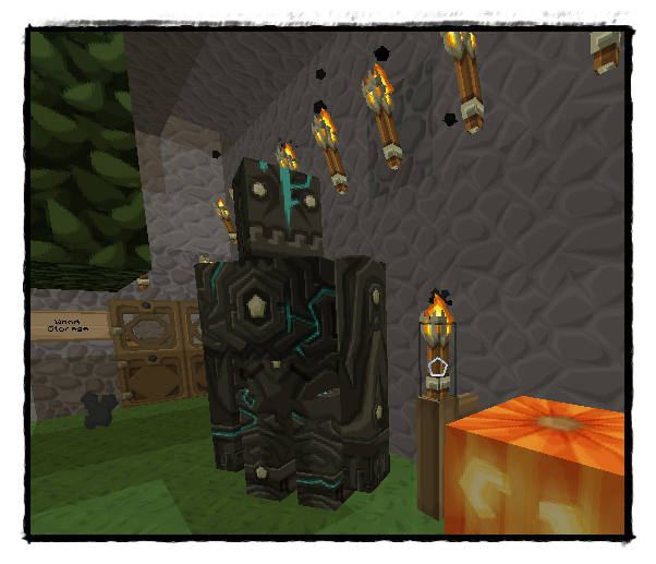 How to Make a Minecraft Iron Golem: You Can't Craft Them