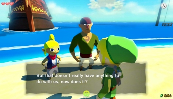 4119806726a Best Legend of Zelda Windwaker HD Walkthrough  InTheLittleWood, Of ...