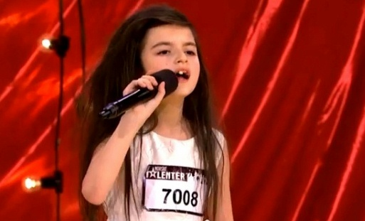 angelina jordan norways got talent billie holiday gloomy sunday