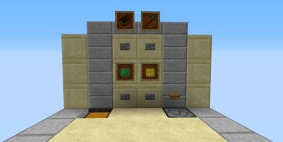 How to Make a Vending Machine in Vanilla Minecraft (Video)