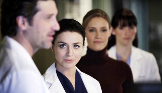 Caterina Scorsone in Gray's Anatomy