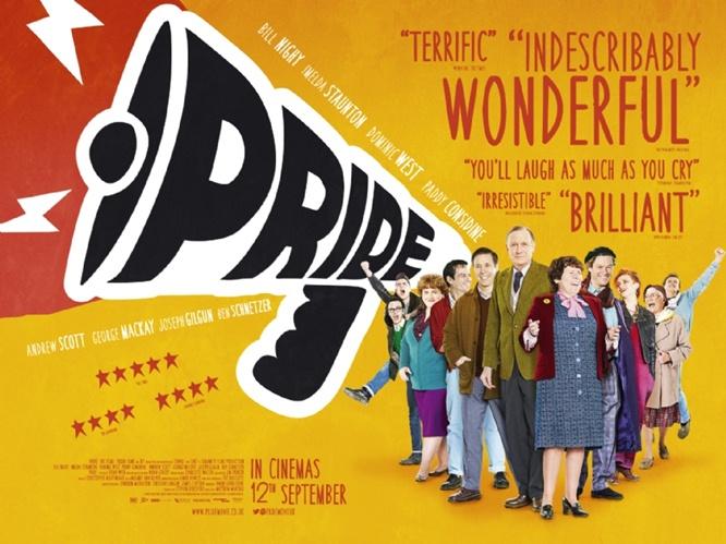 The Pride movie poster
