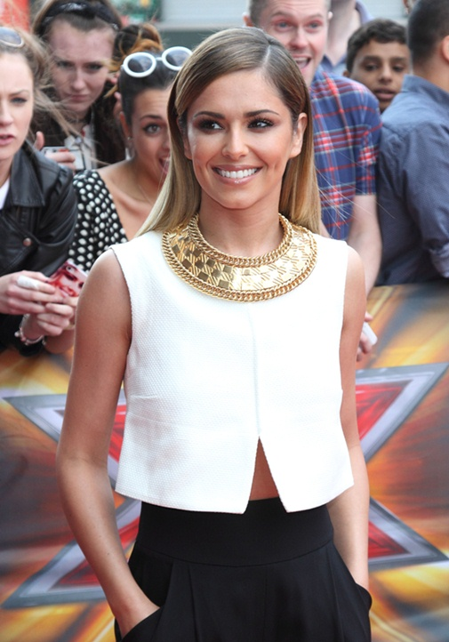 cheryl cole UK X Factor auditions