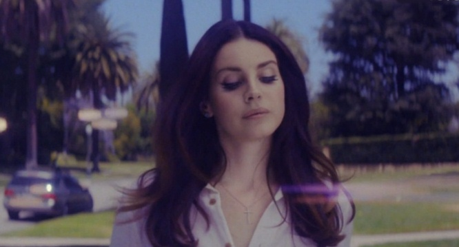 lana del rey shades of cool video