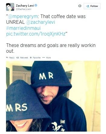 zachary levi dreams and goals missy