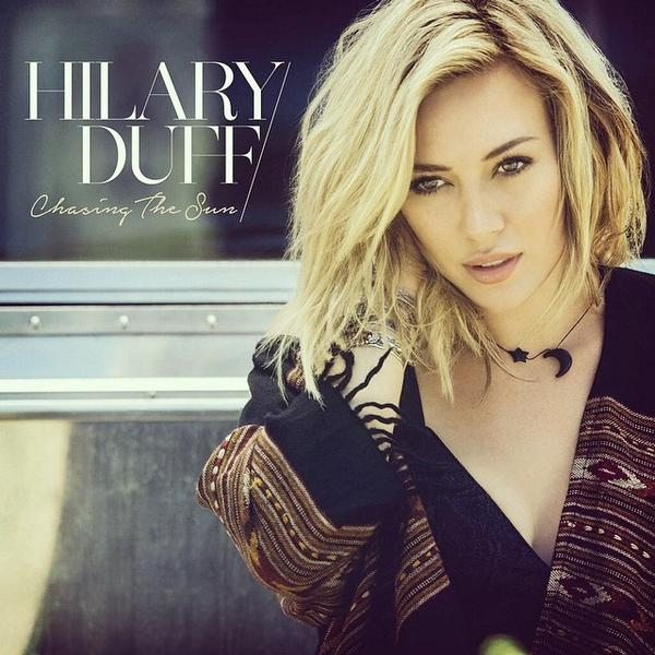 Hilary Duff Chasing the Sun Twitter
