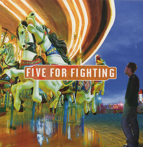 five for fighting superman