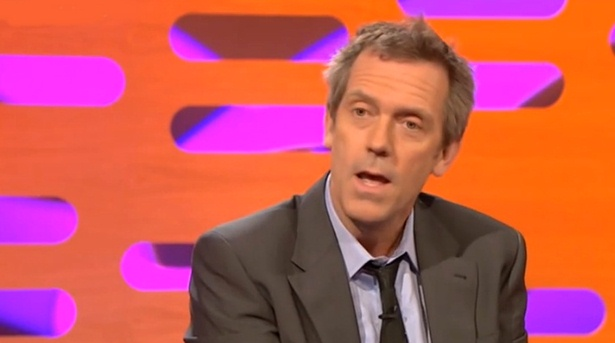 hugh laurie why house does well in europe