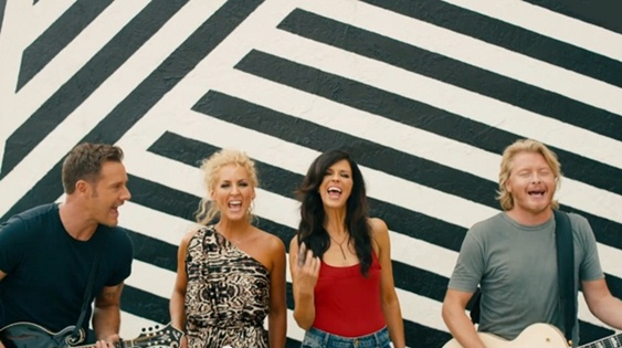 little big town day drinking official video