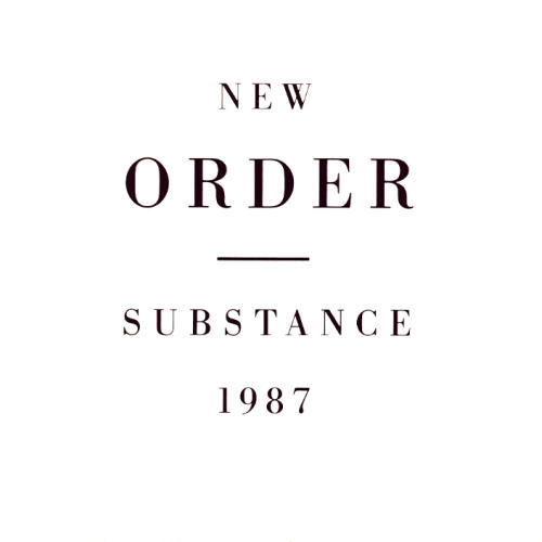 new order substance 1987