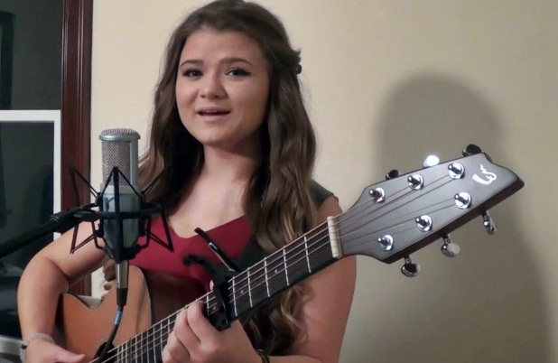 Victoria Skie cover of Tori Kelly's Silent