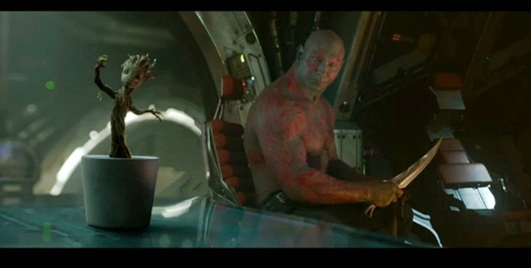 guardians of the galaxy baby groot dancing michael jackson i want you back