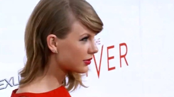 taylor swift the giver premiere new york