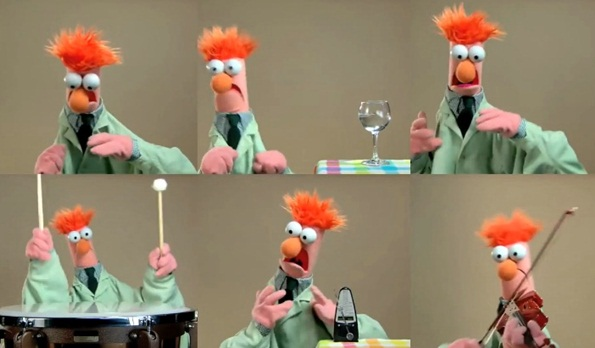 the muppets ode to joy
