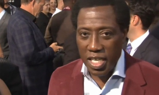 wesley snipes on robin williams death