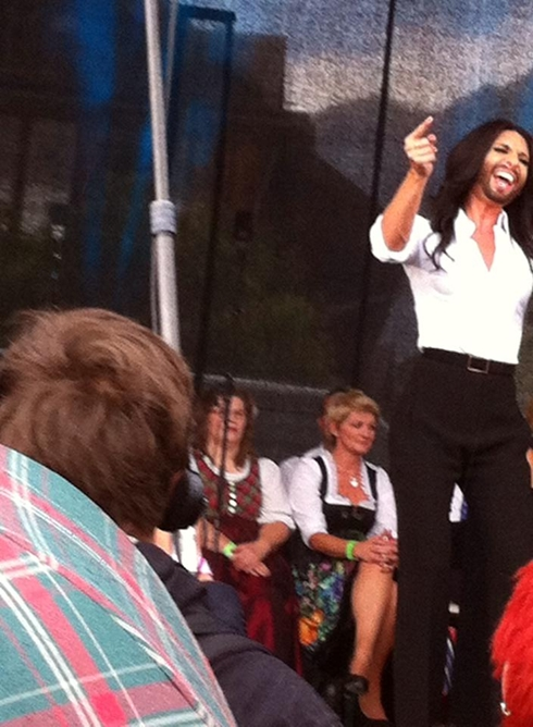 4  conchita wurst concert bad mitterndorf