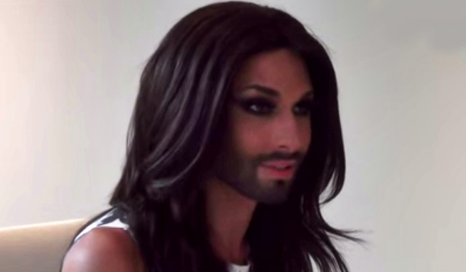 conchita wurst and disappointment