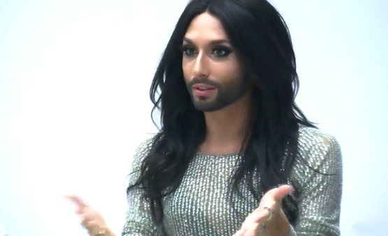conchita wurst interview padova pride italy