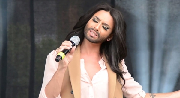 conchita wurst raw emotion