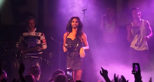 Conchita Wurst's Top 3 Best Live Performances Ever (Videos)