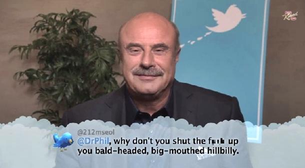 dr phil mean tweets