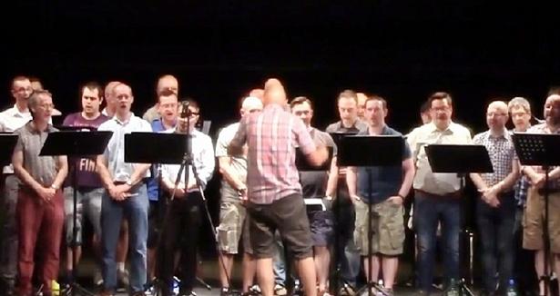edinburgh gay mens chorus rise like a phoenix