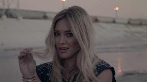 hilary duff all about you official video