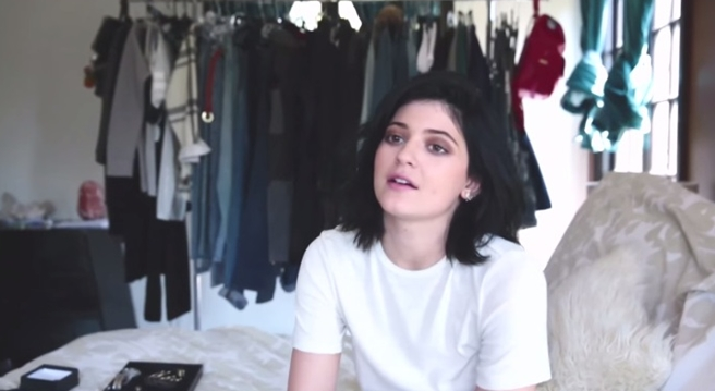 kylie jenner and style