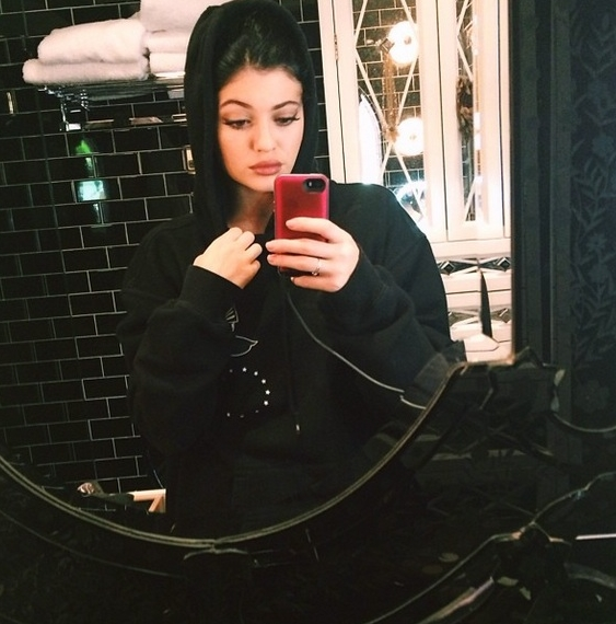 kylie jenner style chic icon