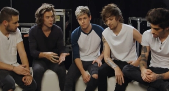 one direction where we are concert film interview