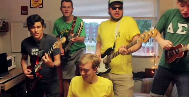 taylor swift shake it off fraternity bros