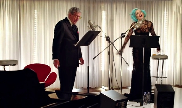 tony bennett and lady gaga that's why the lady is a tramp