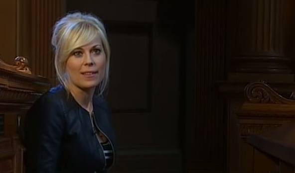 vicky beeching comes out as gay