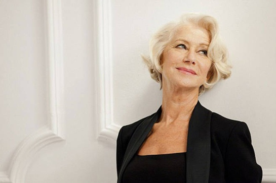 Helen Mirren L'Oreal Campaign