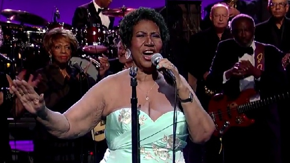 aretha franklin rolling in the deep