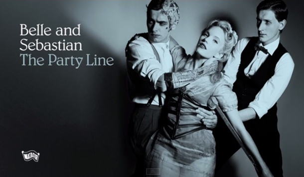 belle and sebastian the party line