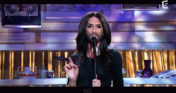 conchita at c a vous paris