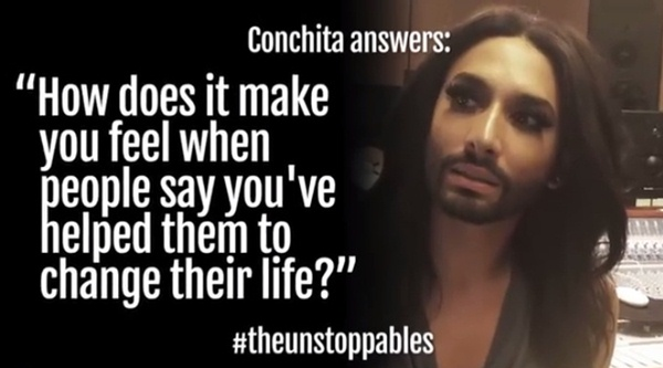 conchita wurst questions and answers