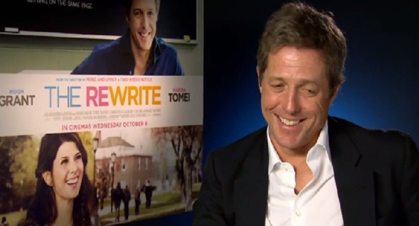 hugh grant the rewrite interview