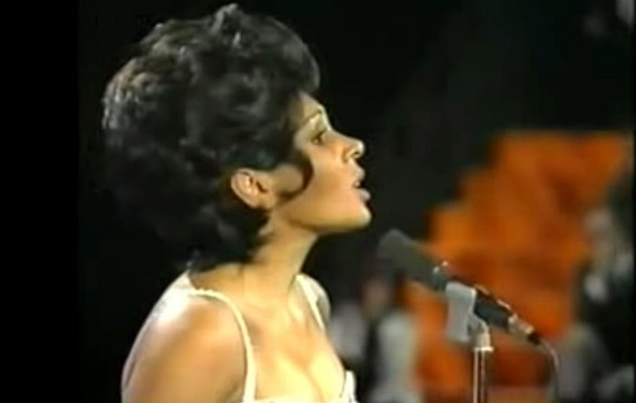 shirley bassey yesterday when I was young