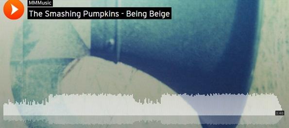 the smashing pumpkins being beige