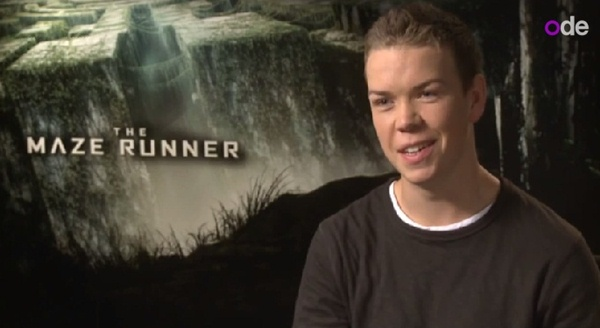 will poulter the maze runner