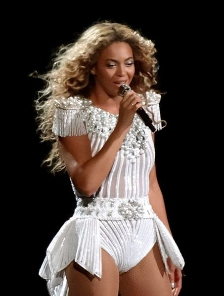 Beyonce Montreal Topshop clothing